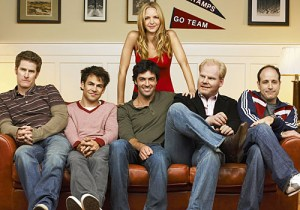 The Boys (Mike, Bobby, Brandon, Andy, Kenny)