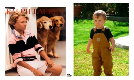Ralph Lauren vs. Carhartt