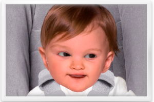 Daniel  - My (more accurate looking) baby with Robert Pattinson