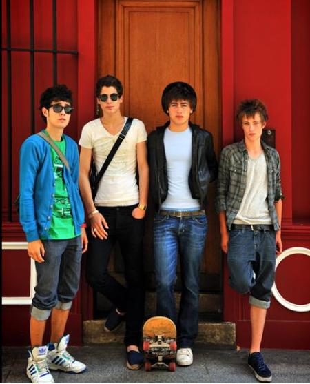 These boys are way super cooler than The Jonas Brothers