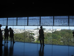 De Young Tower